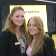 CeBIT Messehostessen