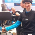 Messehostessen CeBIT 2012 - 20
