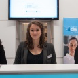 CeBIT Messehostess