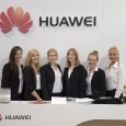 Messehostessen HUAWEI HMI Messe