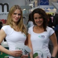 CeBIT Messe Walking-Acts