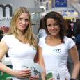 Messepromotion-Hostessen