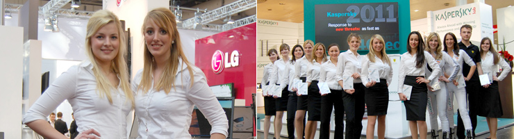 Messe Hostessen in Chemnitz