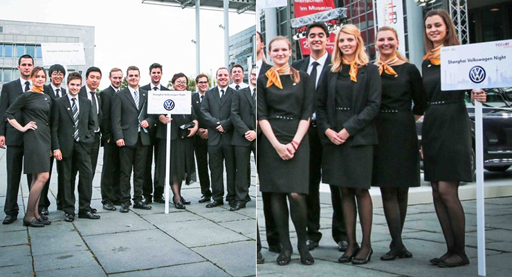 Congress Hostesses in Aalen
