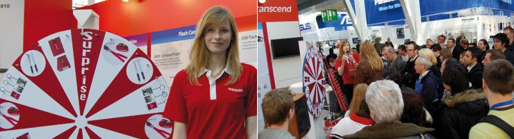 Gewinnspielpromotion in Friedrichshafen am Bodensee