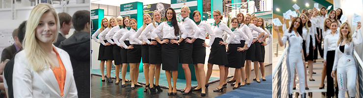 Trade Show Staff in Aachen