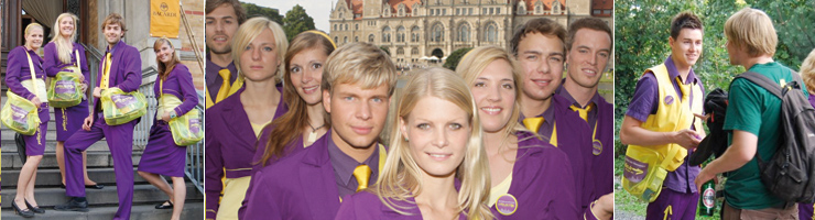 Promotionhostess in Aachen